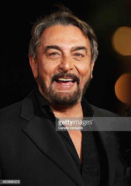 Kabir Bedi attends the 'Rendition' premiere during Day 4 of the 2nd Rome Film Festival on October 21 2007 in Rome Italy