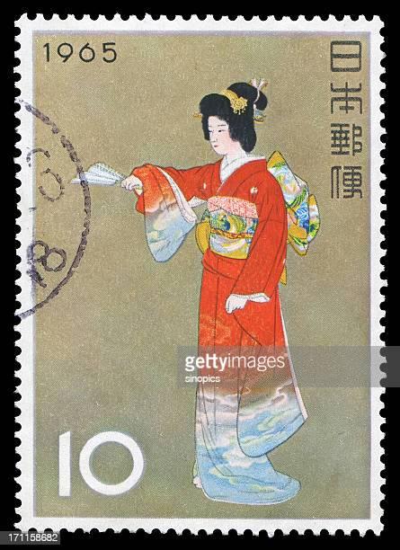 歌舞伎:伝統的な日本のダンサー(XXL