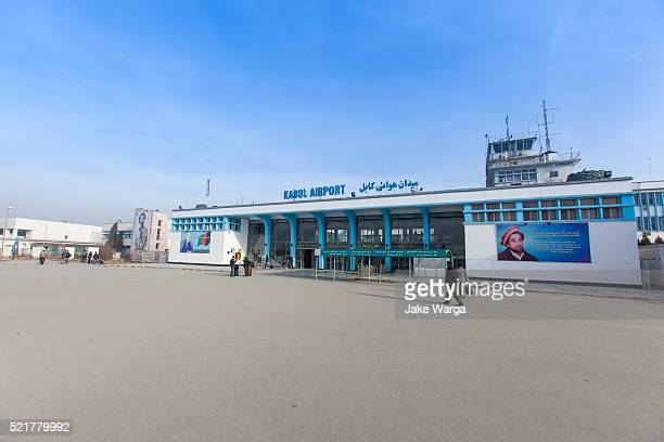 kabul airport, afghanistan - jake warga stock pictures, royalty-free photos & images
