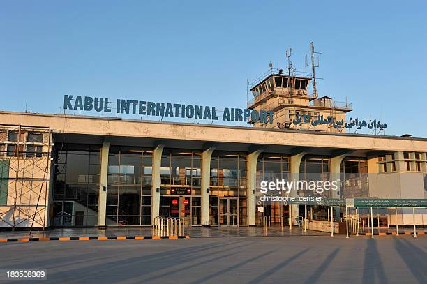 kabul airport - kabul stock pictures, royalty-free photos & images