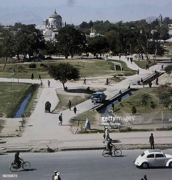 Kabul . General view. October-November 1970. PB-1014-1.