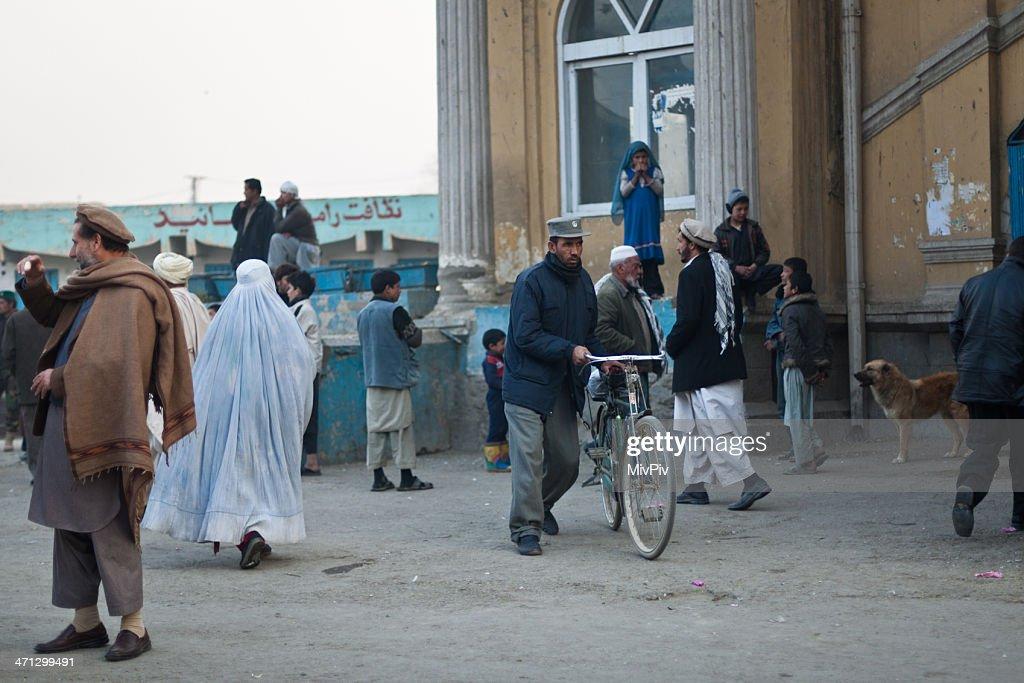Kabul late afternoon : Stockfoto