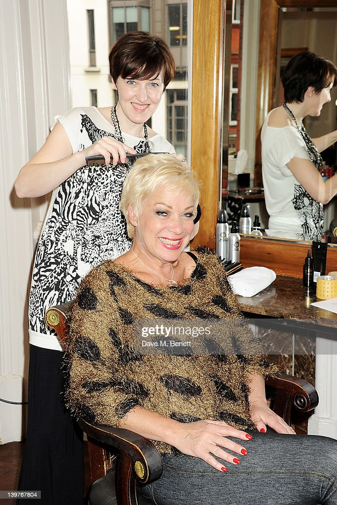 Denise Welch & Kacey Ainsworth Get Expert Tuition From Celebrity Hairdresser Nicky Clarke