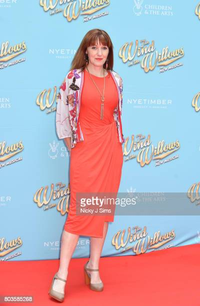 Kacey Ainsworth attends the Gala performance of Wind In The Willows at London Palladium on June 29 2017 in London England