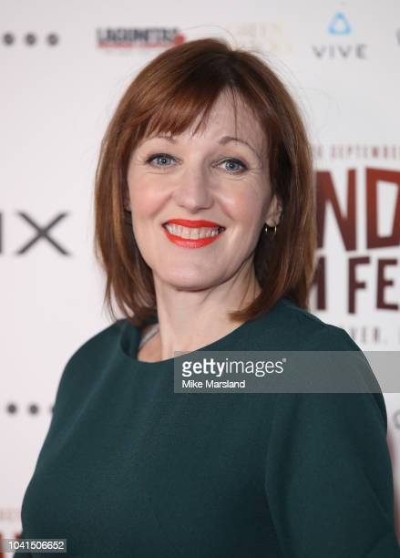 Kacey Ainsworth attends the Raindance Opening Gala 2018 held at Vue West End on September 26 2018 in London England