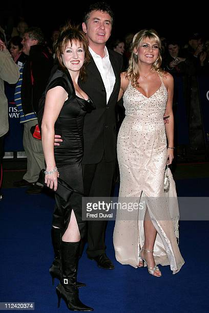 Kacey Ainsworth Shane Ritchie and Christie Goddard