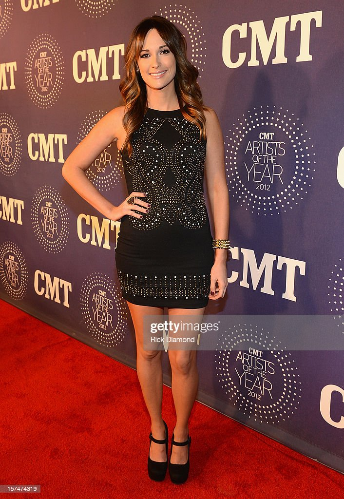 Kacey Musgraves attends 2012 CMT Artists Of The Year at The Factory at Franklin on December 3, 2012 in Franklin, Tennessee.