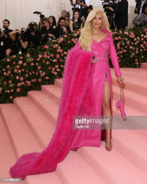 Kacey Musgraves attends the 2019 Met Gala celebrating Camp Notes on Fashion at The Metropolitan Museum of Art on May 6 2019 in New York City
