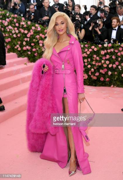 Kacey Musgraves attends The 2019 Met Gala Celebrating Camp Notes on Fashion at Metropolitan Museum of Art on May 06 2019 in New York City