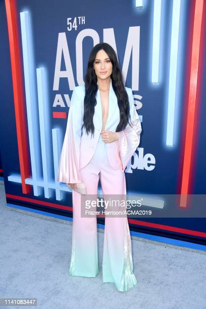 Kacey Musgraves attends the 54th Academy Of Country Music Awards at MGM Grand Hotel Casino on April 07 2019 in Las Vegas Nevada