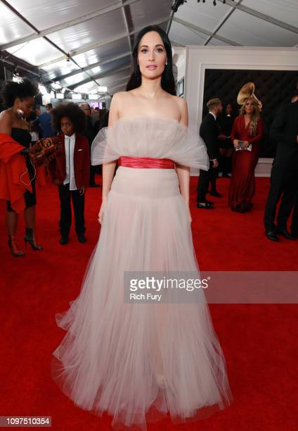 Kacey Musgraves attends the 61st Annual GRAMMY Awards at Staples Center on February 10 2019 in Los Angeles California