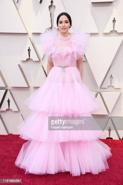 Kacey Musgraves attends the 91st Annual Academy Awards at Hollywood and Highland on February 24, 2019 in Hollywood, California.