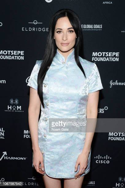 Kacey Musgraves attends the Global Citizen Festival Mandela 100 at FNB Stadium on December 2 2018 in Johannesburg South Africa