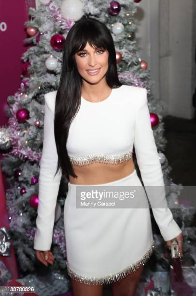 Kacey Musgraves attends the screening of the Kacey Musgraves Christmas Show at Metrograph on November 19 2019 in New York City