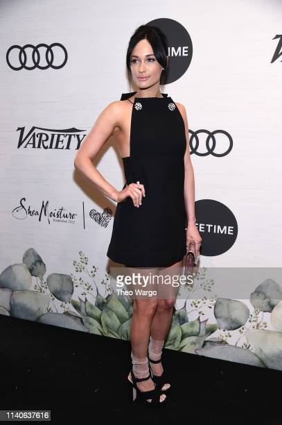 Kacey Musgraves attends Variety's Power Of Women: New York at Cipriani Midtown on April 05, 2019 in New York City.