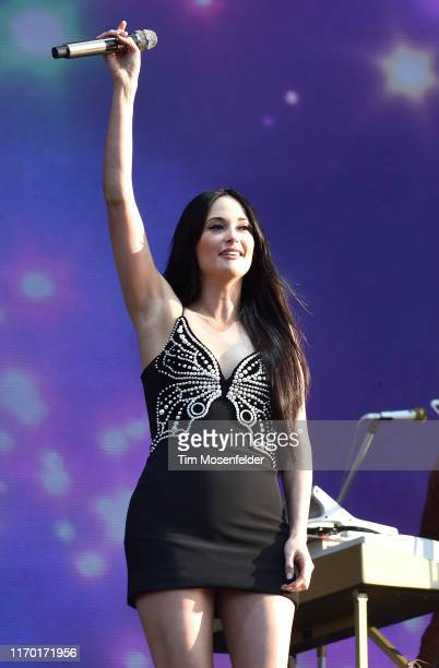 Kacey Musgraves performs during 2019 Lollapalooza at Grant Park on August 4 2019 in Chicago Illinois