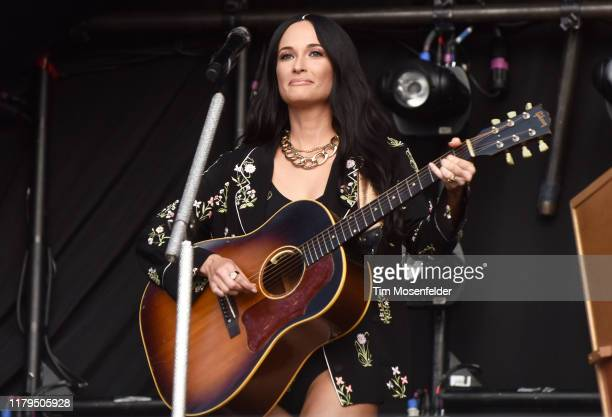 Kacey Musgraves performs during the ACL Music Festival 2019 at Zilker Park on October 06, 2019 in Austin, Texas.