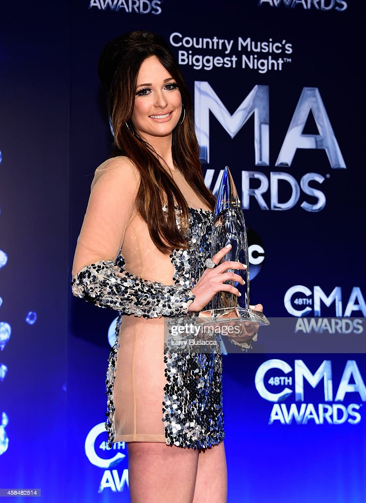 48th Annual CMA Awards - Press Room : News Photo