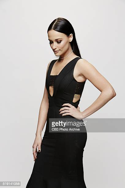 Kacey Musgraves stops by the CBS Photo Booth during the 51st ACADEMY OF COUNTRY MUSIC AWARDS cohosted by Luke Bryan and Dierks Bentley from the MGM...