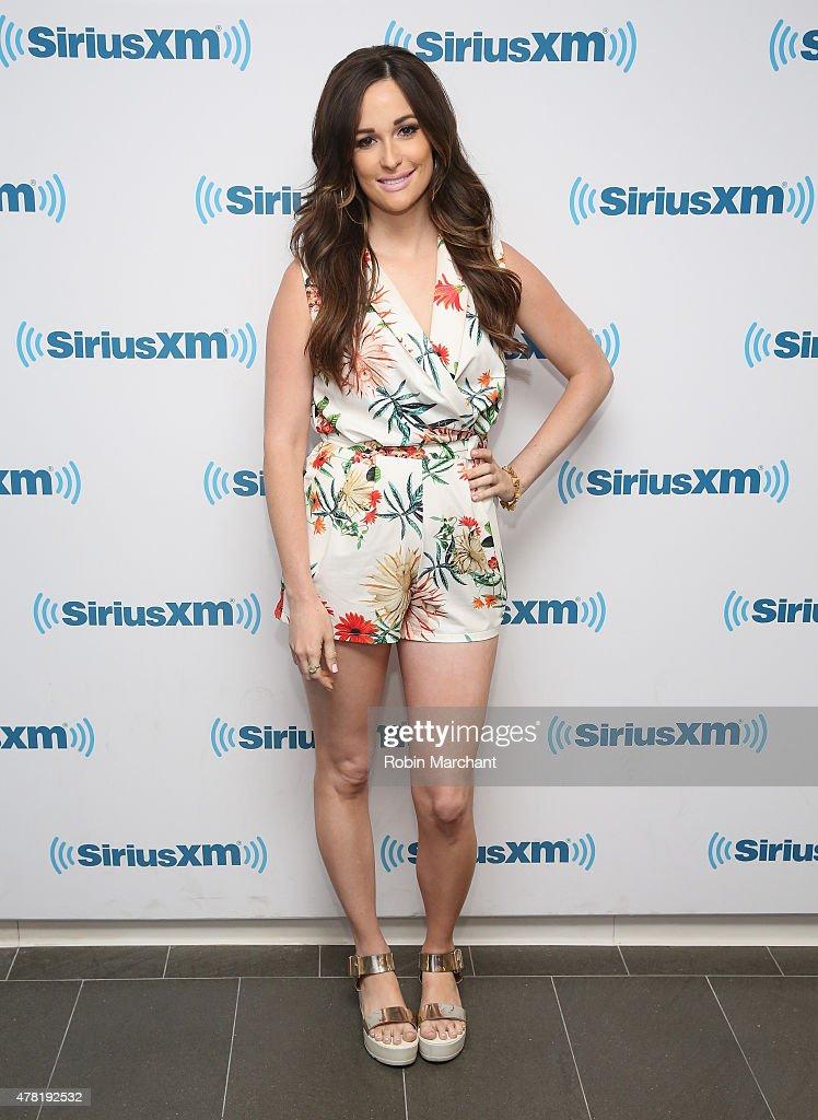 Kacey Musgraves visits at SiriusXM Studios on June 23, 2015 in New York City.