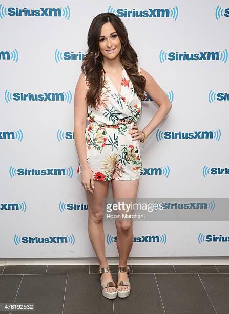 Kacey Musgraves visits at SiriusXM Studios on June 23 2015 in New York City