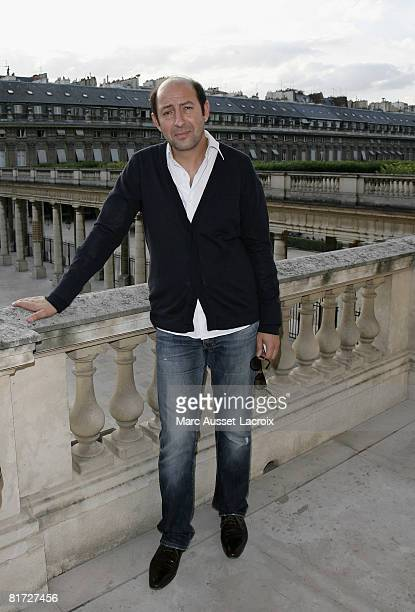 Kad Merad attends the launching of the 24eme Fete du Cinema at Ministere de al Culture on June 26 2008 in Paris France