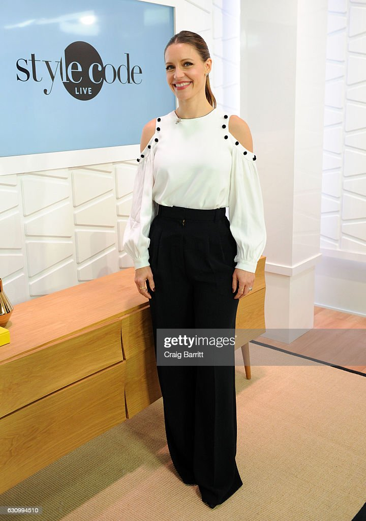 KaDee Strickland Appears On Amazon's Style Code Live