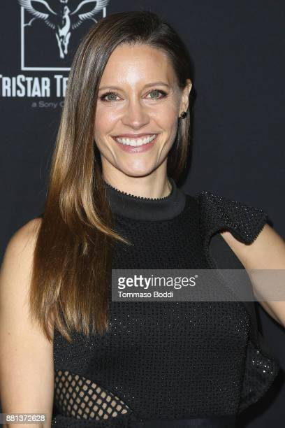 """KaDee Strickland attends the premiere of Hulu's """"Shut Eye"""" Season 2 at The Magic Castle on November 28, 2017 in Los Angeles, California."""