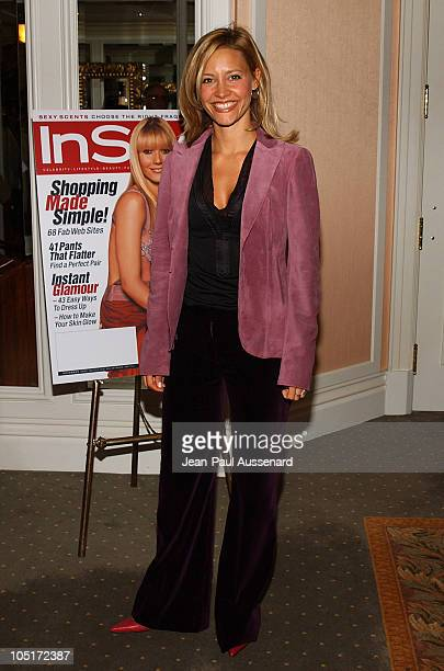 Kadee Strickland during Lupus LA and InStyle Present The Old Bags Lupus Luncheon at Beverly Hills Hotel in Beverly Hills California United States