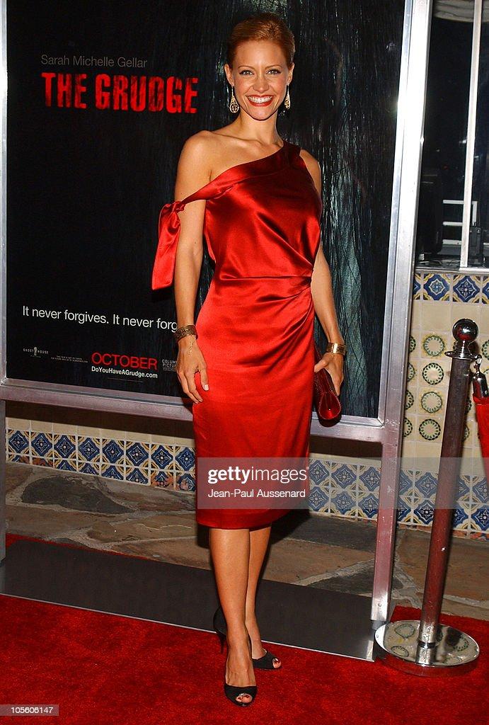 """The Grudge"" Los Angeles Premiere - Arrivals"