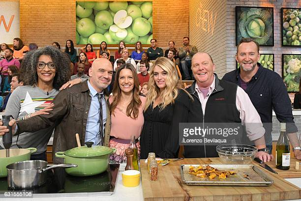THE CHEW KaDee Strickland is the guest on 'The Chew' Monday January 16 2017 'The Chew' airs MONDAY FRIDAY on the ABC Television Network KELLY