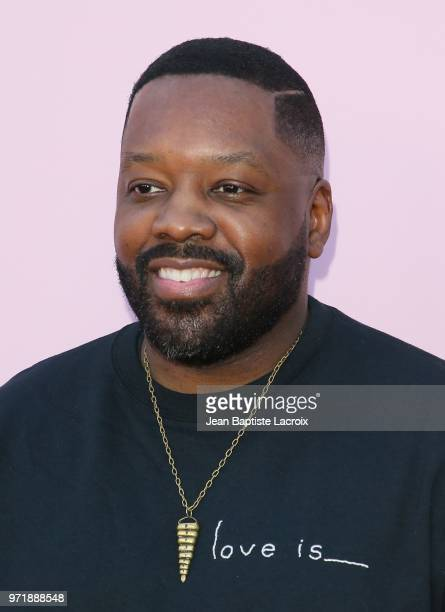 Kadeem Hardison attends the Los Angeles premiere of OWN's 'Love Is_' held at NeueHouse Hollywood on June 11 2018 in Los Angeles California