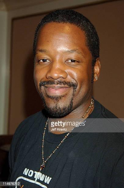Kadeem Hardison of A Different World during Comedy Central TVLand Nick and Nickelodeon Summer 2006 TCA Press Tour Inside at RitzCarlton Hotel in...