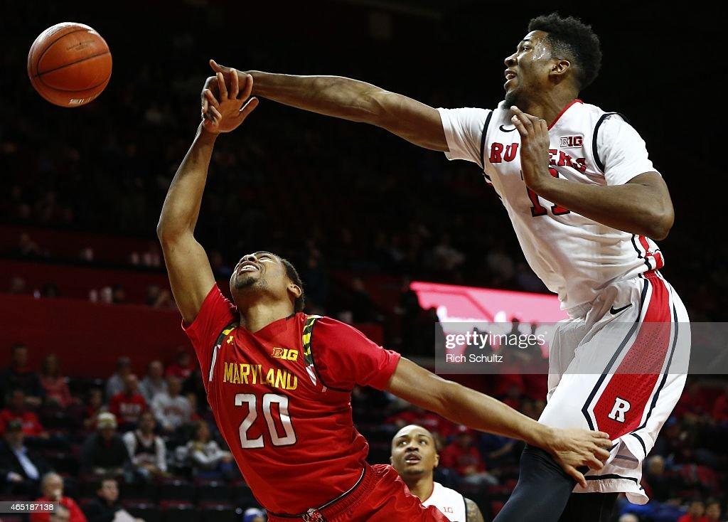 Maryland v Rutgers : Foto di attualità