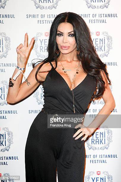 Kader Loth attends Spirit of Istanbul by Yeni Raki on April 2 2016 at Station in Berlin Germany