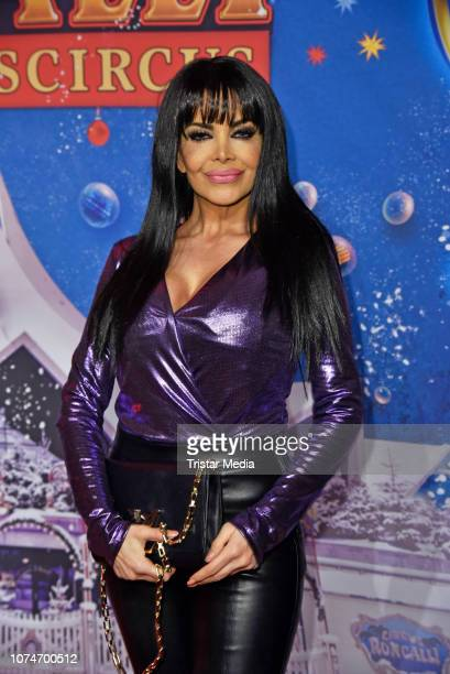 Kader Loth attends the 15th Roncalli christmas circus premiere at Tempodrom on December 22 2018 in Berlin Germany