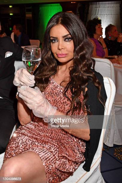 Kader Loth during the Notte Delle Stelle movie gala as part of the 70th Berlinale International Film Festival Berlin at Hotel Maritim on February 28...