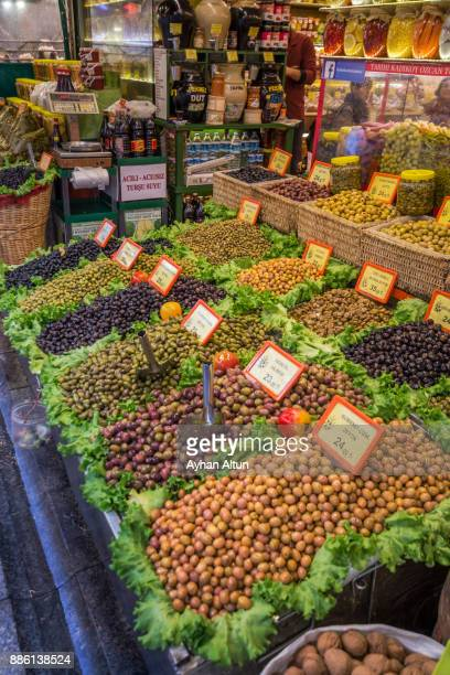 Kadikoy Food market,Istanbul,Turkey