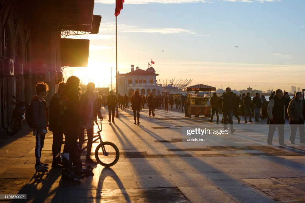 Kadikoy : Stock Photo