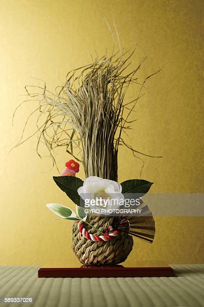 Kadomatsu decoration