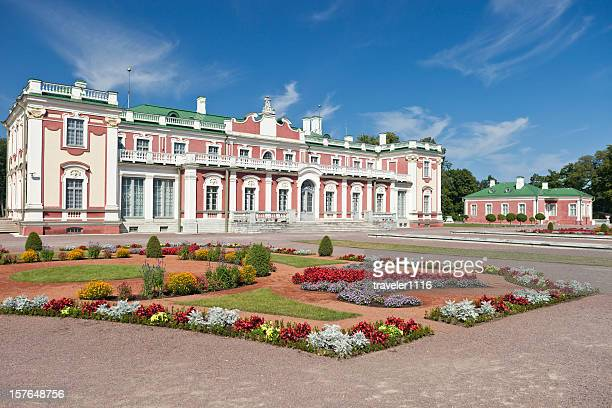 kadriorg art museum in tallinn, estonia - estonia stock pictures, royalty-free photos & images