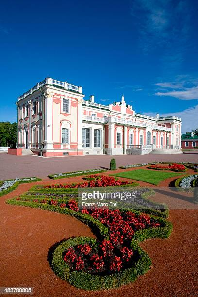Kadriorg Palace and grounds (Katharinental)