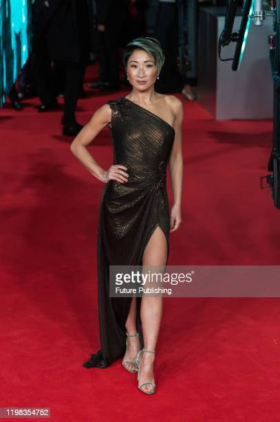 Kae Alexander attends the EE British Academy Film Awards ceremony at the Royal Albert Hall on 02 February 2020 in London England PHOTOGRAPH BY Wiktor...