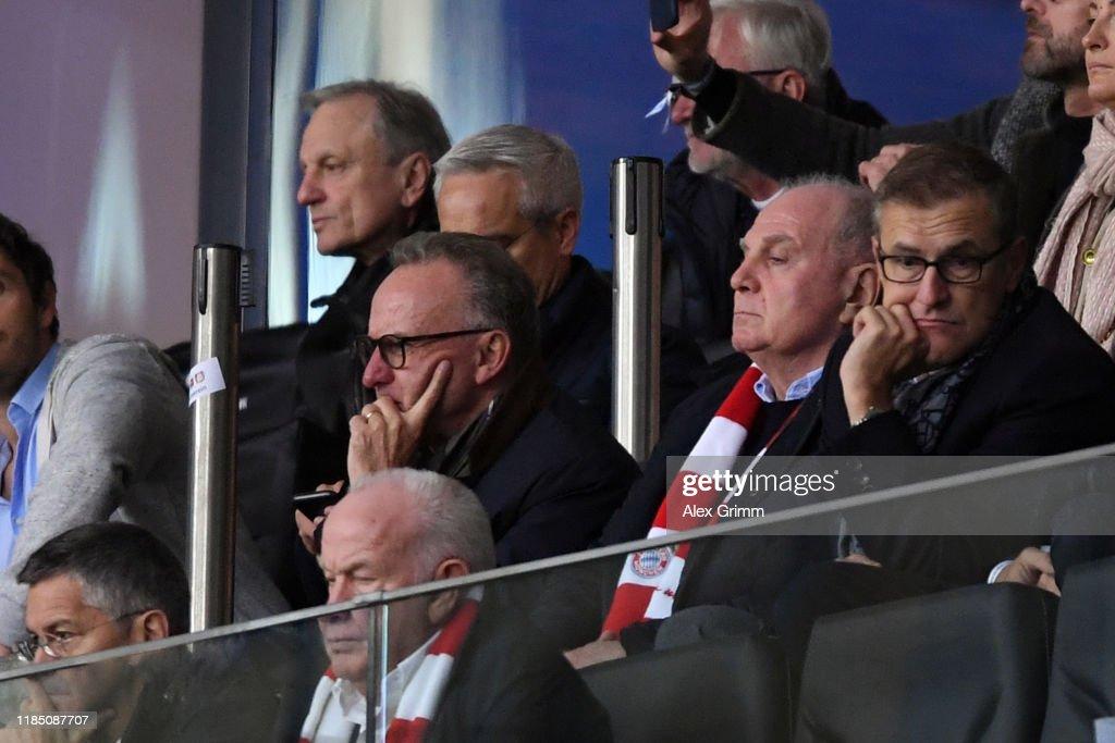 Eintracht Frankfurt v FC Bayern Muenchen - Bundesliga : News Photo