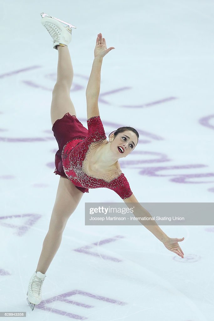 ISU Junior & Senior Grand Prix of Figure Skating Final - Marseille Day 3