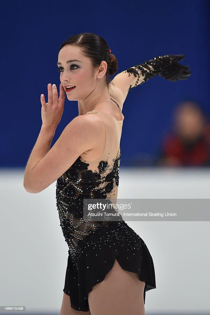 NHK Trophy ISU Grand Prix of Figure Skating 2015 - Day 2 : ニュース写真