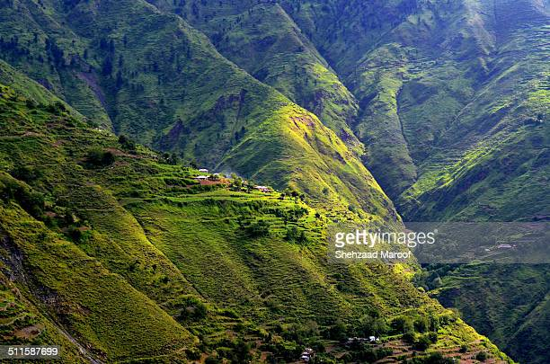 kaghan valley - balakot stock pictures, royalty-free photos & images
