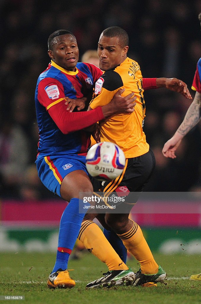 Crystal Palace v Hull City - npower Championship