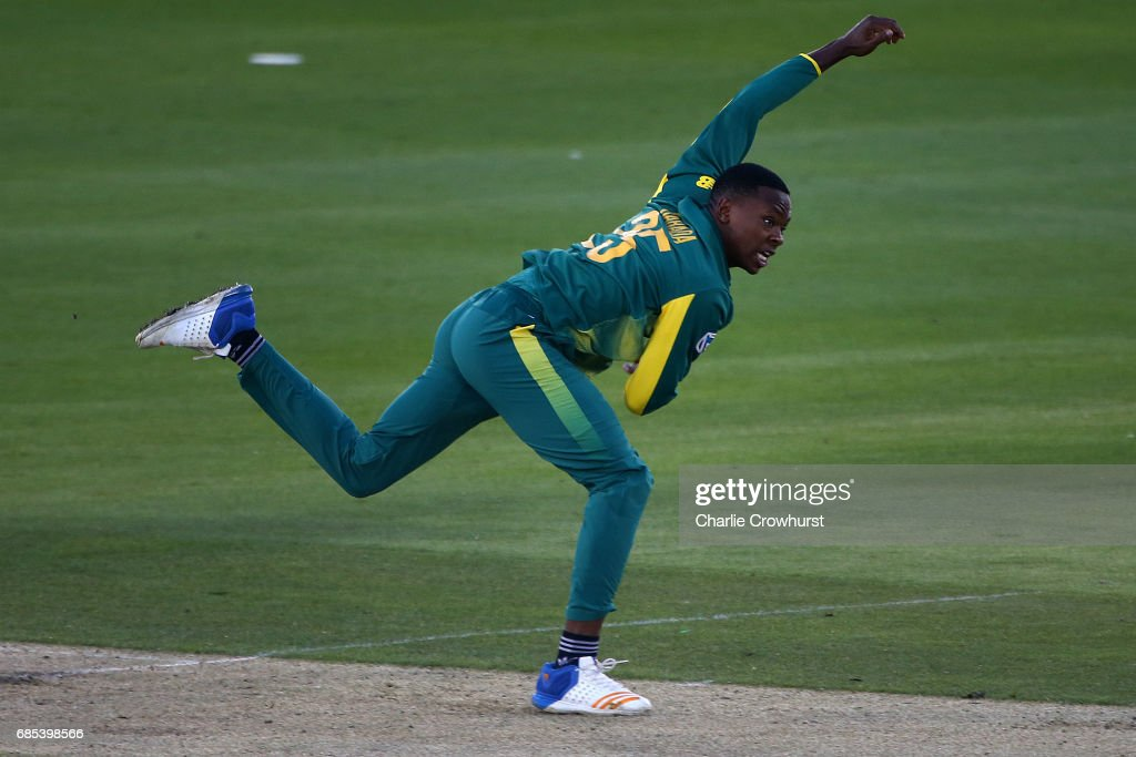 Sussex v South Africa - Tour Match : News Photo
