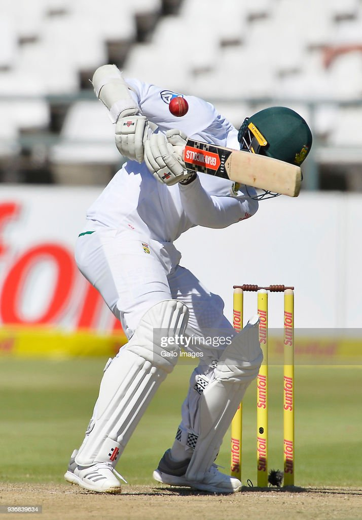 South Africa v Australia - 3rd Test: Day 2
